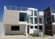 Venta casa en pachuca 4 recamaras 4 dormitorios 120 m2