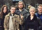 Clases de sueco, holandés, alemán, danés y noruego