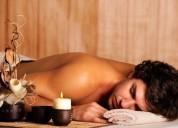 Masajes mas terapia tipo temazcal y jacuzzi