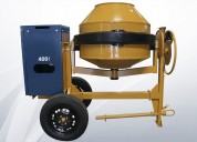 Revolvedora de concreto 1 ½ saco 14 hprevolvedora