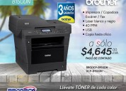 Multifuncional brother 8150dn
