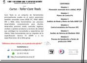 Curso core tools crc-capacitacion