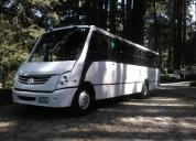 Transporte escolar de personal y turismo