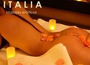 // italia // masajes cuerpo a cuerpo.