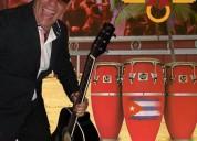 Cantante cubano manny cruz, grupo o  orquesta ,