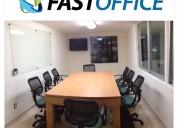 Sala de juntas en renta – fast office