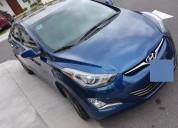 Hyundai elantra año 2016