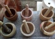 !!! morteros de onix y de marmol  !!!