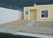Cd. caucel casa amueblada, renta temporal o larga, cerca de aeropuerto