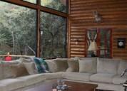 Cabana en san antonio de las alazanas 3 dormitorios