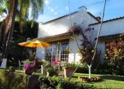 Se vende casa como terreno en la hermosa y exclusiva privada en la col 3 dormitorios 1138 m2