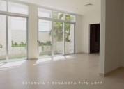 Villa garden en venta en residencial malecon canucn 1 dormitorios 97 m2