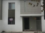 Renta casa amueblada en apodaca almira privada 1 3 dormitorios 1 m2
