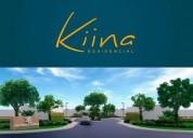 Casa en privada residencial kiina residencial modelo kina 3 dormitorios 315 m2