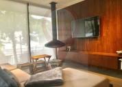 renta casa en las lomas de reforma 2 dormitorios 200 m2
