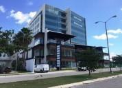 oficina en 9no piso en plaza luxus altabrisa 50 m2