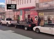 Local comercial con bodega en renta cerca ninos heroes centro en chihuahua