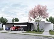 Arborea modelo a2 de 1 planta 3 dormitorios 1059 m2