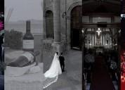Fotografía y vídeo para bodas, xv años, sociales.