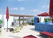 Preventa departamento en playa del carmen con planes de financiamiento 1 dormitorios