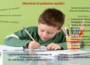 Terapia a niños en dificultades de lenguaje