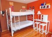 Habitación compartida desde $500 la noche.