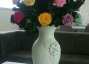 Capacitación en flores rehidratadas.