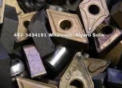 Compra scrap insertos de carbide en tijuana