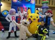 Show de pokemon en puebla