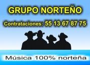 Grupo norteÑo 55 13 67 87 75 en vivo