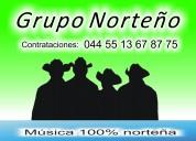Grupo norteÑo tultepec 044 55 13 67 87 75