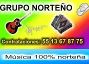 Grupo norteÑo canta y baila con nuestra musica