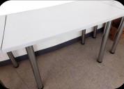 Remato mobiliario para oficina en excelente estado