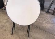 Mesa pastelera plegable