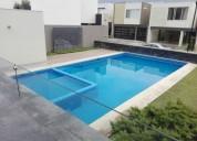 Casa nueva en renta col moretta carretera nacional 3 dormitorios
