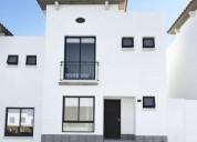 Linda casa en venta la arboleda iii juriquilla san isidro 3 dormitorios 129 m2