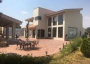 Renta de casa en haciendas club de golf leon gto 3 dormitorios 706 m2