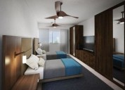 departamento en preventa en playa del carmen res b10 3 er piso 1 dormitorios