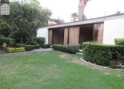 casa en renta una planta en pedregal 3 dormitorios 750 m2