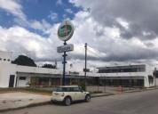 locales en renta en pprolongacion montejo sodzil norte 500 m2