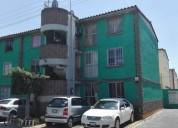 Departamento en iztapalapa colonia chinampac de juarez 2 dormitorios 53 m2