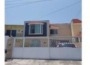 Se vende casa con 3 recamaras en la colonia carrazana 3 dormitorios 94 m2