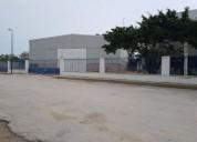 Bodega y oficinas en renta venta en el puerto industrial 4600 m2