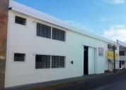 renta bodega en el centro de 1200 m2 con oficinas excelente ubicacion en mérida