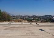 Terreno en renta frente a tienda azteca trincheras 800 m2