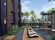 Departamento venta en playa del carmen quintana roo 2 dormitorios 110 m2