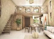 Departamento con jacuzzi privado en pre venta en tulum 1 dormitorios 88 m2