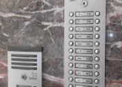 Interfonos y videoporteros servicio a domicilio