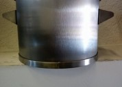 Somos fabricantes de muebles en acero inox