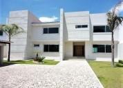 Casa de lujo en renta en juriquilla queretaro 4 dormitorios 1000 m2